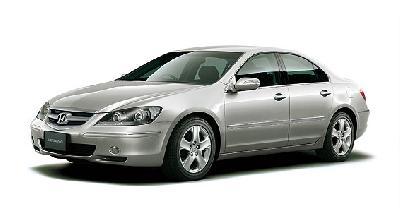 Honda Legend 3.5i V6 2005. Pictures. Specs.